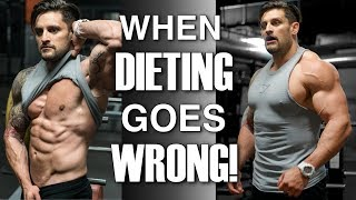 COULD DIETING BE MAKING YOU FAT!? | Fat Loss Mistakes, Myths & More | CREWCast Ep.5 (Lex Fitness)