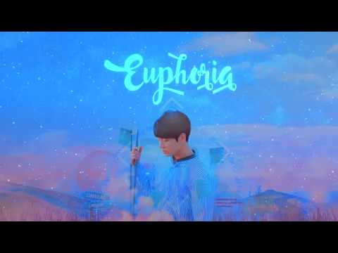 BTS Jungkook - EUPHORIA (Edited Ver.) (Color Coded Lyrics/Han/Rom/Eng)