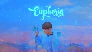 Bts Jungkook - Euphoria  Edited Ver.   Color Coded Lyrics/han/rom/eng
