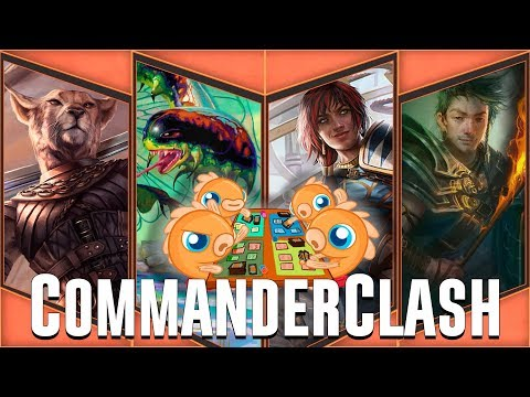 Commander Clash S4 Episode 18: Random Card Week!