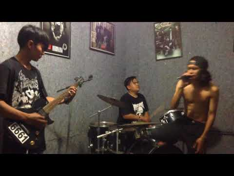 Burgerkill - tiga titik hitam cover Angels From Afterlife