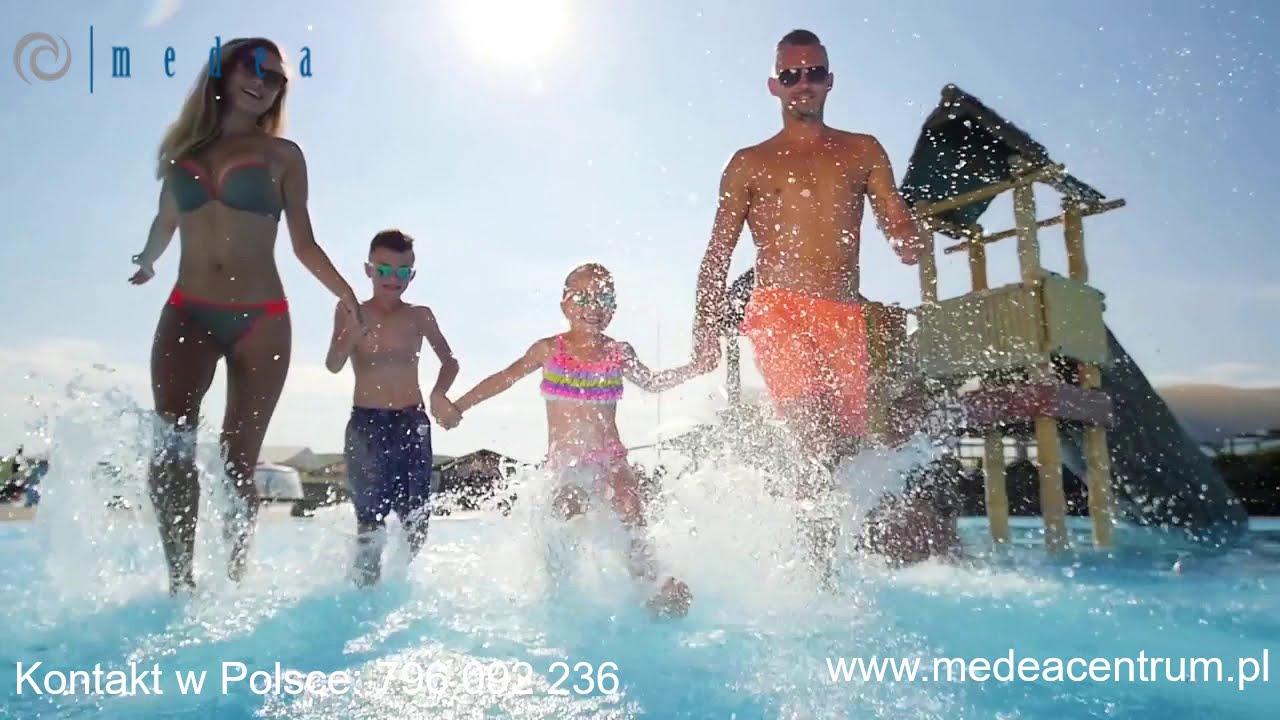 Tatralandia Słowacja Aquapark Baseny Termalne Atrakcje Zjeżdżalnie Noclegi Promocje