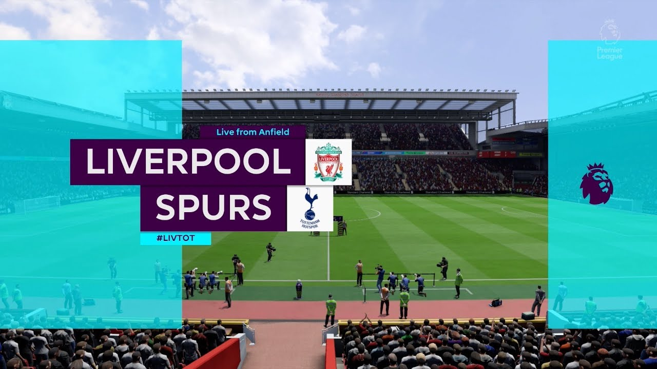 Liverpool vs Tottenham Hotspur 2-1 | Premier League - EPL ...