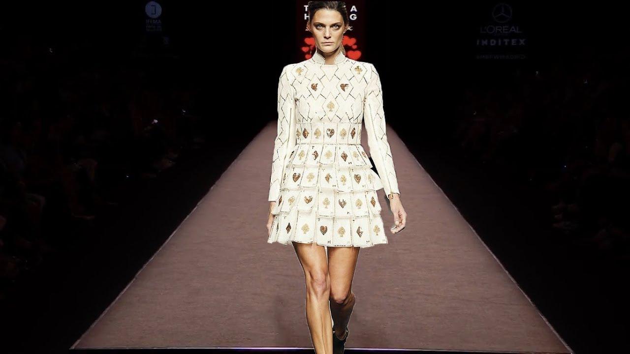Teresa Helbig | Primavera Verano 2018 | Mercedes-Benz Fashion Week Madrid