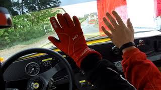 Debilní kecy v rally autě - Best of onboard Hořovice 2019