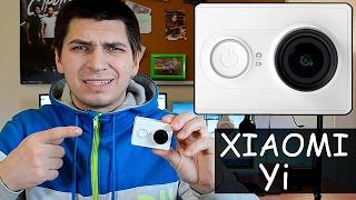 экшн камера Xiaomi Yi Basic/Тест обзор