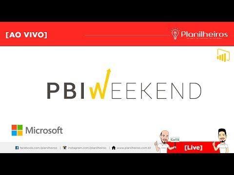 LIVE - Power BI Weekend - 02 e 03/12 - SP