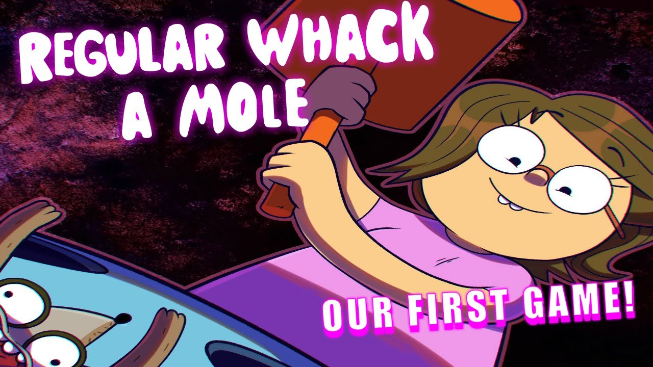 Regular Whack a Mole: OUR FIRST GAME!