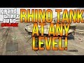 "GTA 5 ONLINE: HOW TO BUY A ""RHINO TANK"" AT ANY LEVEL GLITCH! [GTA V MULTIPLAYER]"
