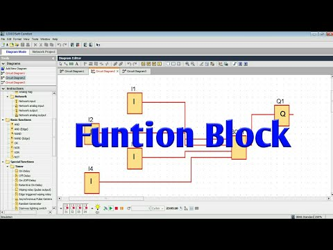 Introduction with Function Block Diagram PLC Programming Training Tutorial Bangla Class 09 thumbnail