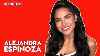Alejandra Espinoza confiesa que ha sido 'infiel' a su esposo, pero no es lo que piensas | Secretos