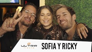 Ricky Montaner y Sofia Reyes aseguran que no es difícil ser novios en la misma industria