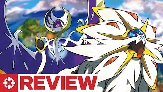 Pokemon Sun and M๐on Review