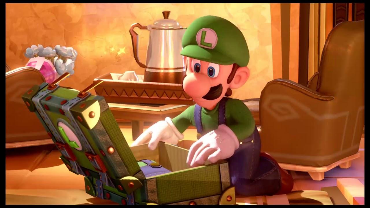 Luigis Mansion Part Youtube