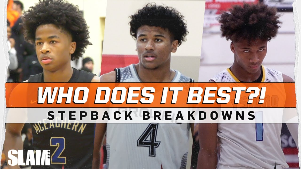 Who's Got the BEST Step Back Jumper?! 🤔  Sharife Cooper, Jalen Green, Mikey Williams, & More!