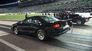 CONE HUNTERS - No Prep Mustang Edition