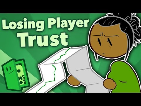 Losing Player Trust - The Data Dilemma - Extra Credits