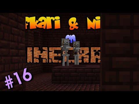 Hofkari & Nitzia en Minecraft - Entro a la MANSION con MI NOVIA y PASA ESTO!! Ep. #16