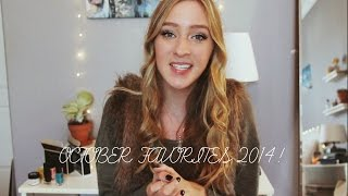 October Favorites 2014! Beauty, Fashion and More | ZaraForever Thumbnail