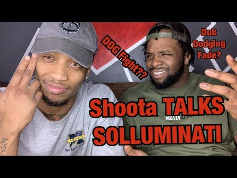 SHOOTA HERE FOR THE VIOLENCE | TALKS DDG FIGHT!!!