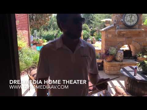 professionally-installed-sonos-pool/patio/backyard-audio-system-with-outdoor-4k-tv