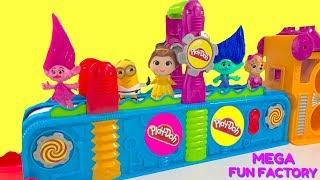 Trolls Movie Poppy Branch Play Doh Mega Fun Factory Machine