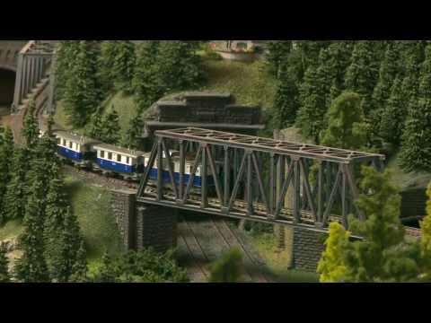 Modulanlagen N und H0m der Modell-Eisenbahnfreunde Hannover-Land
