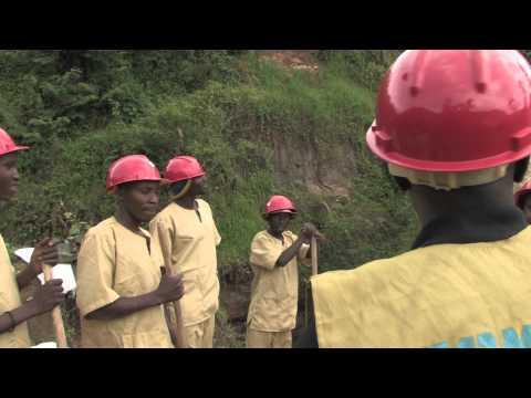 Raw Materials & Mining in Rwanda