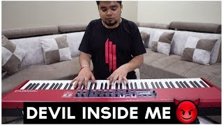 KSHMR x KAAZE - Devil Inside Me (feat. KARRA) // PIANO COVER