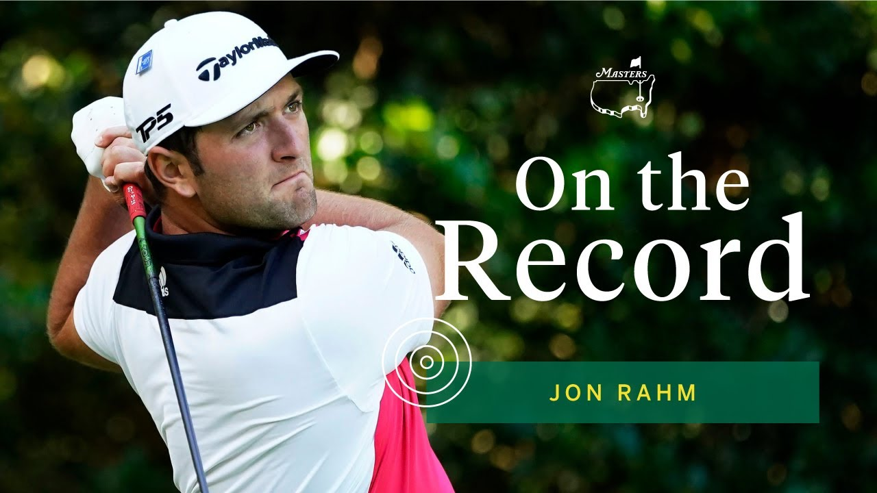 Was that real? Yes, Jon Rahm with an ace for the ages in Masters ...