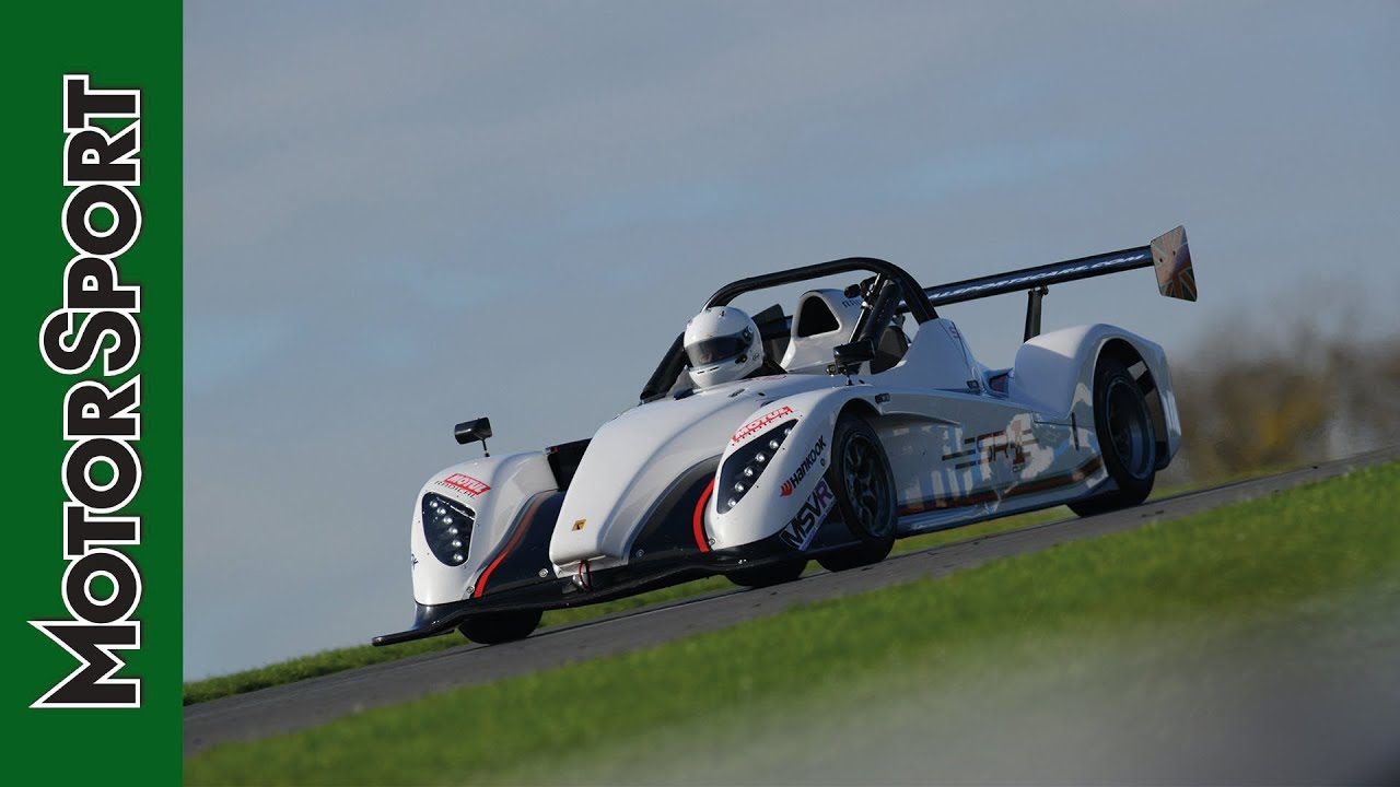 Podcast with Radical Sportscars | Motor Sport Magazine