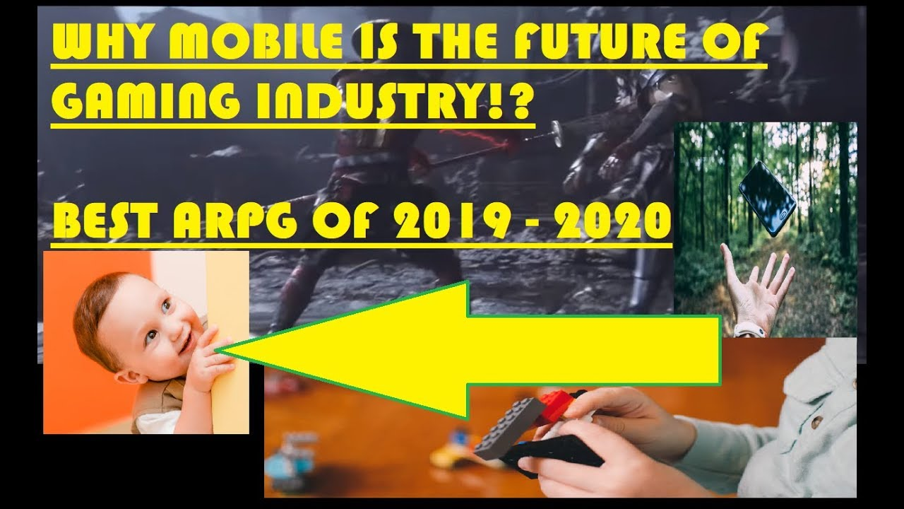 Best Arpg 2020 Top MOBILE MMO ARPG 2019 2020! How could mobile dominate gaming