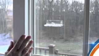 child safety tip sliding window door lock 806