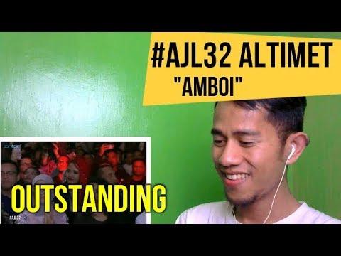 #AJL32 - ALTIMET - AMBOI || MV REACTION #84