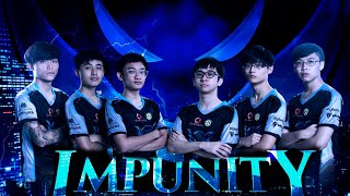 IMPUNITY VAINGLORY ROSTER REVEAL