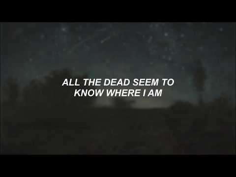 Lord Huron // Ghost on the Shore  Lyrics