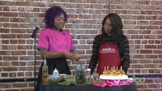 Jessica | Cooking Grace with Chef Audrea Vaughn