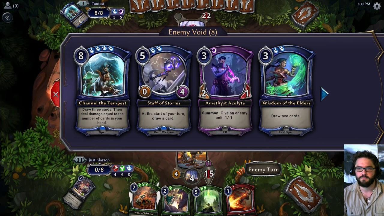knucklebones control eternal card game youtube