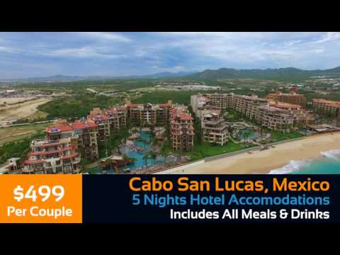 $499 Cabo San Lucas All Inclusive Vacation