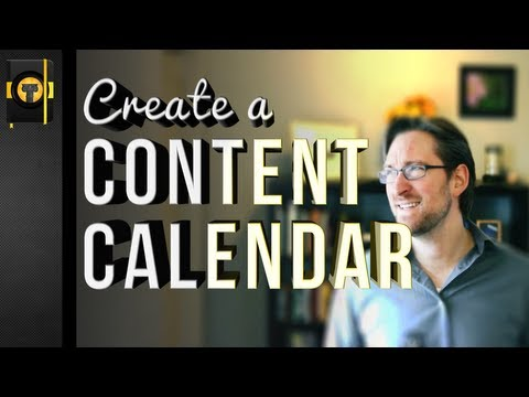 How to Create a YouTube Content Calendar