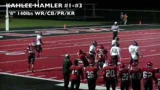 KAHLEE HAMLER #1-#3 OLSM J.V 2013 SEASON HIGHLIGHTS