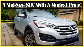 2014 Hyundai Santa Fe Sport- Drive And Be Driven: Full Car Review