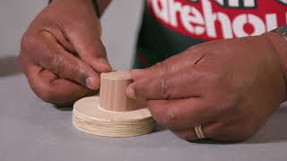 How To Make Round Wall Hooks - D.I.Y. At Bunnings