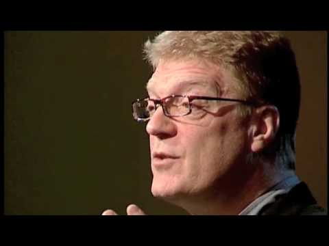 Ken Robinson on schools kill creativity (snippets)