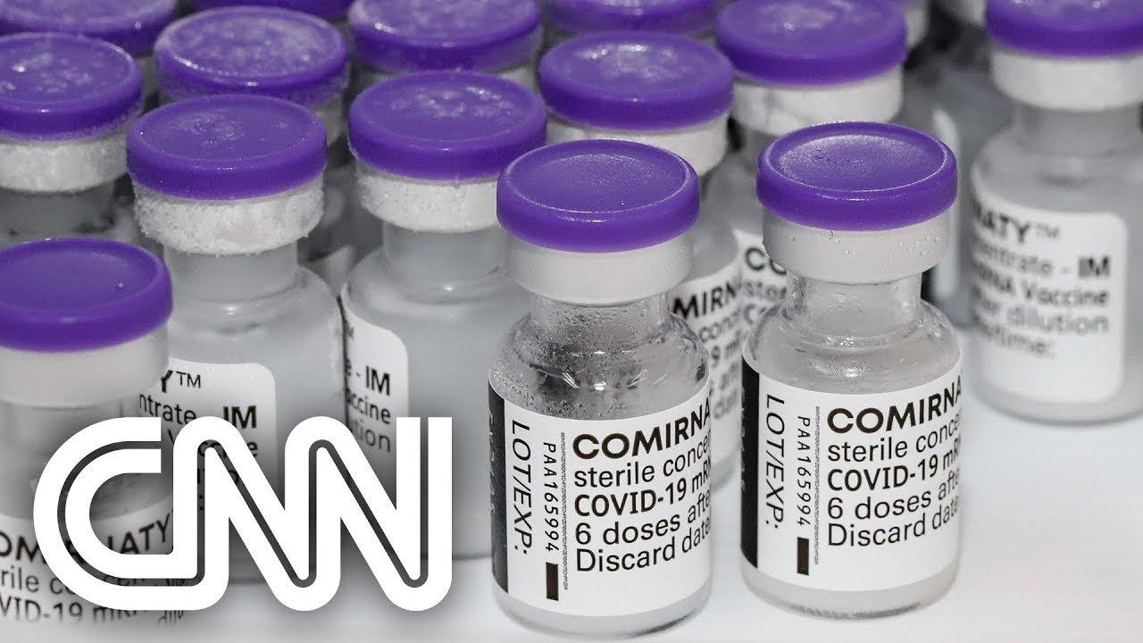 Ensaio mostra eficácia da vacina da Pfizer para crianças de 5 a 11 anos   JORNAL DA CNN