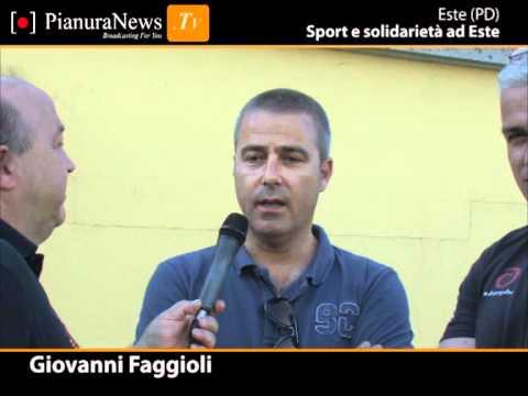 Sport e solidarietà ad Este | PianuraNews.TV