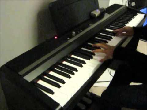 """""""Wind"""" (Akeboshi) - Naruto Piano Cover"""