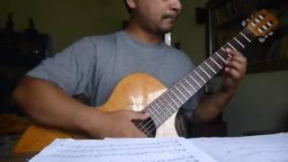 Ae dil hai mushkil guitar instrumental by nakul thapa