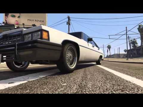 Gangsta Gangsta - NWA:GTA 5 Music Video
