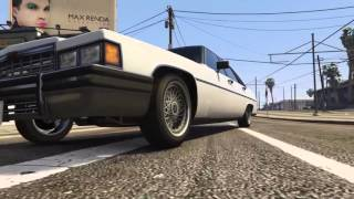 Gangsta Gangsta - NWA:GTA 5 Music Video